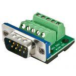 BTX MaxBlox 9-pin D-sub Male Connector