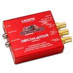 Decimator 3G/HD/SD-SDI to HDMI DeEmb Aud