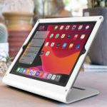 Heckler Stand for iPad 10.2 white