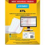 DYMO XTL 1in.x1 5/8in.CblWrap Sheet Lbl