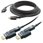 Kramer Fiber-Optic Rugged HDMI Cable 197
