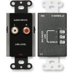 RDL Line Input Assembly, Black, Custom