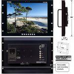 Marshall 17in. Rackmount LCD Panel