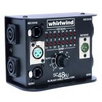 Whirlwind NL4/NL8 Speaker & XLR Mic